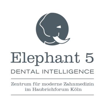Logo Zahnarzt elephant5 Köln